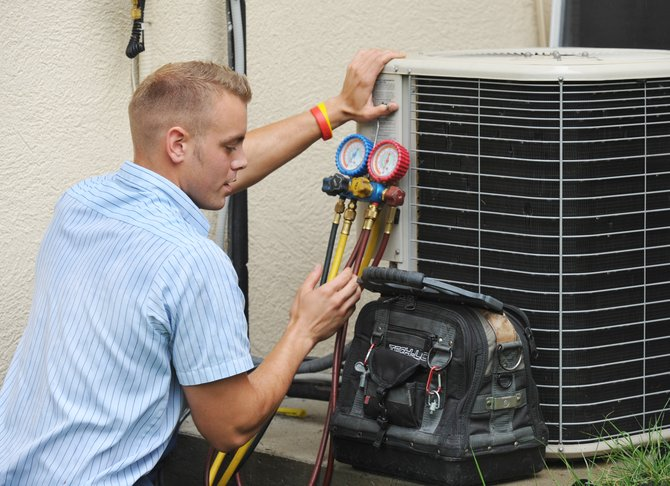 what is air conditioning repair